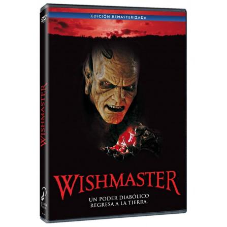 Wishmaster - DVD