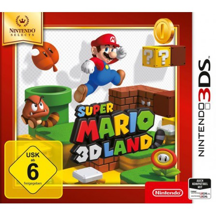 Super Mario 3D Land Select - 3DS