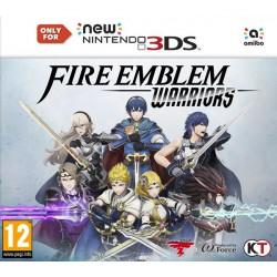 FIRE EMBLEM WARRIORS (only new 3DS)/3DS