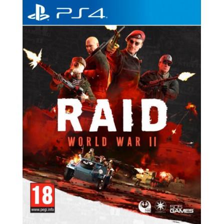 RAID - World War II - PS4