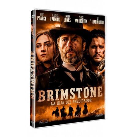 Brimstone - la hija del predicador - BD