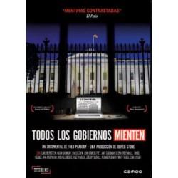 TODOS LOS GOBIERNOS MIENTEN CAMEO - DVD