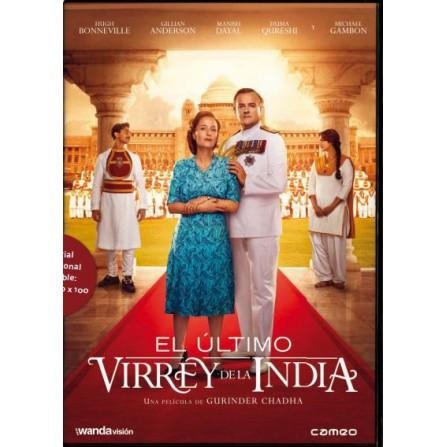 ULTIMO VIRREY DE LA INDIA CAMEO - DVD