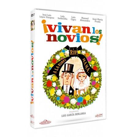 VIVAN LOS NOVIOS DIVISA - DVD