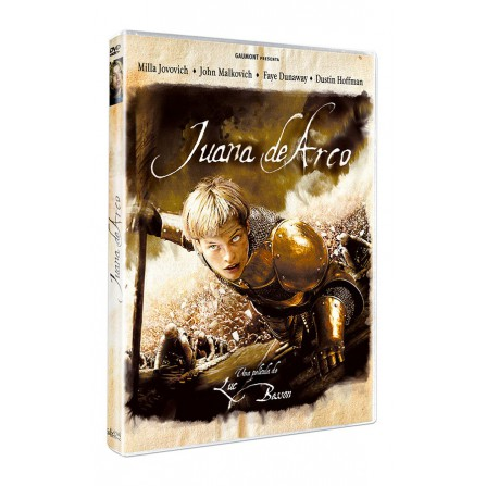 JUANA DE ARCO DIVISA - DVD