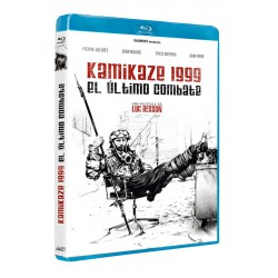 Kamikaze 1999 - El Último Combate - BD