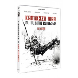 KAMIKAZE 1999 (El Último Combate) DI - DVD