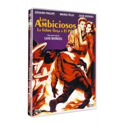 AMBICIOSOS(La Fiebre llega al Pao) DI - BD