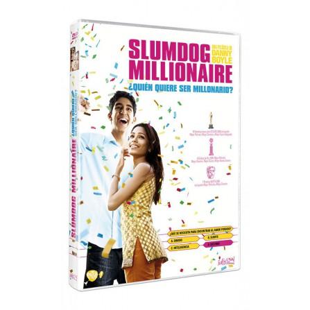 SLUMDOG MILLIONAIRE DIVISA - DVD