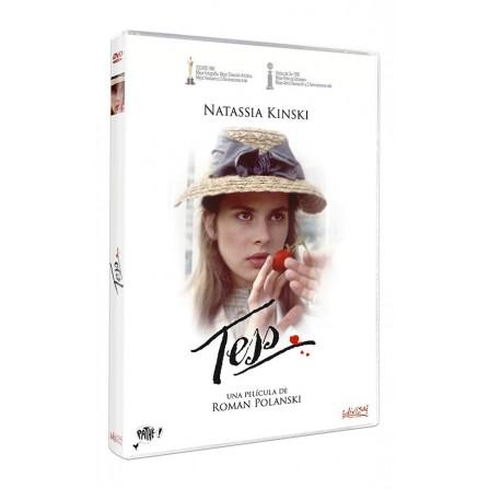 TESS DIVISA - DVD