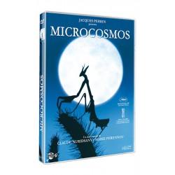 MICROCOSMOS DIVISA - DVD