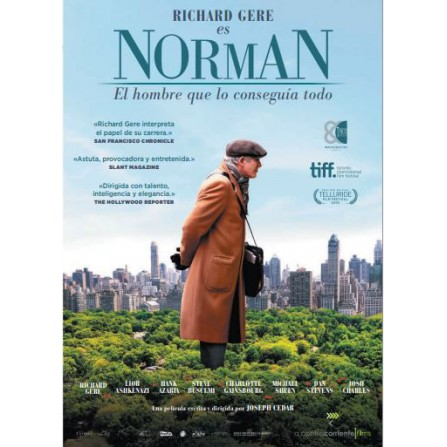 NORMAN KARMA - DVD