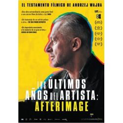 Los últimos años del artista: Afterimage - BD