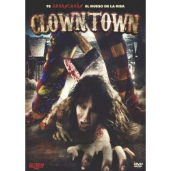 CLOWN TOWN KARMA - DVD
