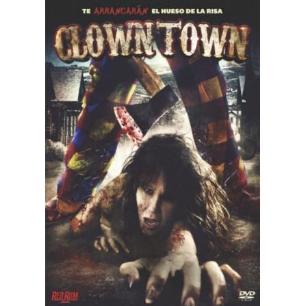 CLOWN TOWN KARMA - DVD