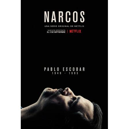 Narcos (2ª temporada) - DVD