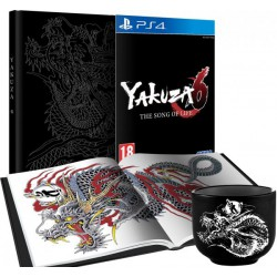 Yakuza 6 The Song of Life Launch Edition - PS4