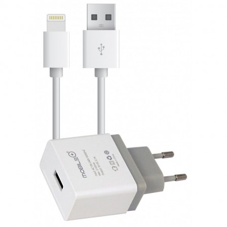 Cargador compatible con iPhone 5, 6, 7
