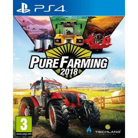 Pure Farming 2018 Day 1 - PS4