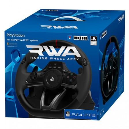 Volante Racing Apex Hori (PS4-PS3-PC) - PS4