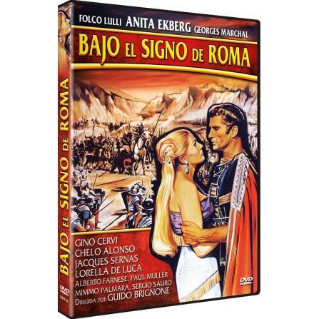 Bajo el signo de Roma - DVD