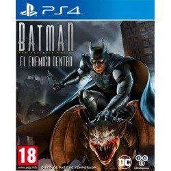 Batman - El enemigo dentro (Telltale) - PS4