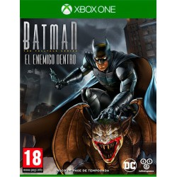 Batman - El enemigo dentro (Telltale) - Xbox one