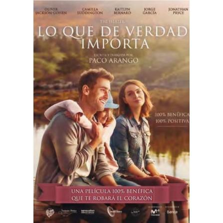 QUE DE VERDAD IMPORTA, LO KARMA - DVD