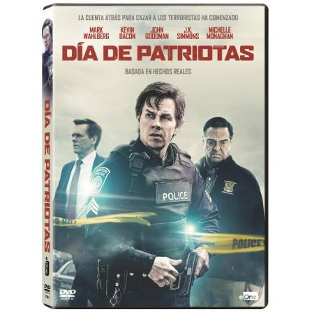 DIA DE PATRIOTAS FOX - DVD