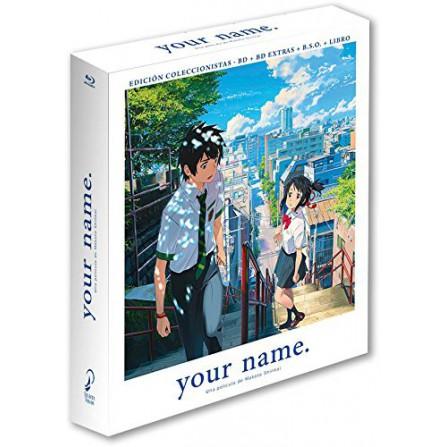 Your name Edición Coleccionistas - BD