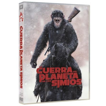 GUERRA DEL PLANETA DE LOS SIMIOS FOX - DVD
