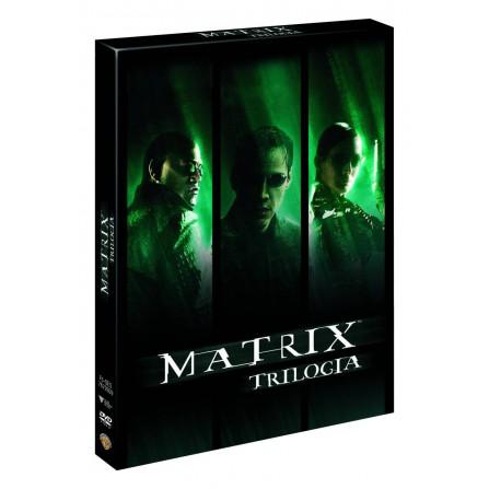 Matrix Trilogía - DVD