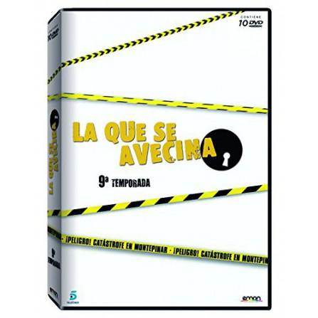 La que se avecina (9ª temporada) - DVD