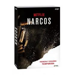 Narcos  (1ª Y 2ª Temporada) - BD