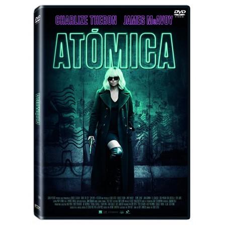 ATOMICA SAVOR - DVD