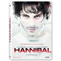 Hannibal (2ª temporada) - BD