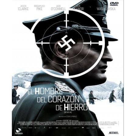 HOMBRE DEL CORAZON DE HIERRO SAVOR - DVD
