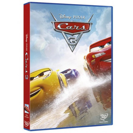 CARS 3 DISNEY - DVD