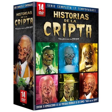 Historias de la cripta - Serie Completa - DVD