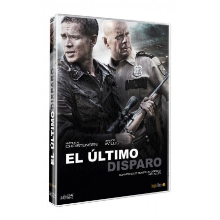 El último disparo (First Kill) - DVD