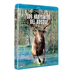 Los habitantes del bosque (Le peuple des forêts) - BD