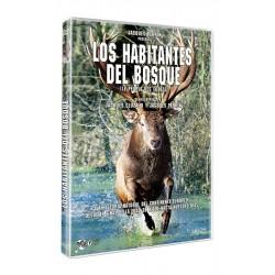 Los habitantes del bosque (Le peuple des forêts) - DVD