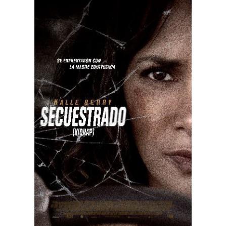 SECUESTRADO (KIDNAP) NAIFF - DVD
