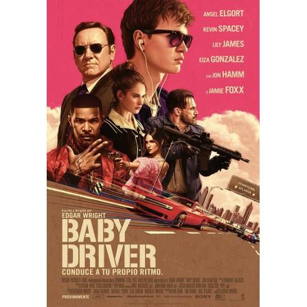 Baby Driver  (UHD)