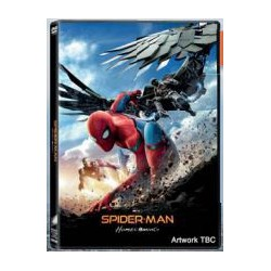 SPIDER-MAN: HOMECOMING SONY - BD