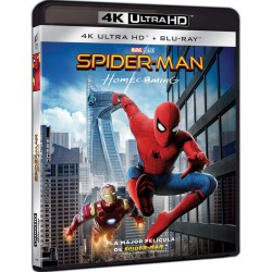 Spider-Man: Homecoming (UHD)