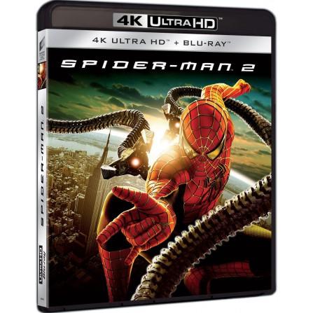 Spider-man 2 (4K UHD + BD)