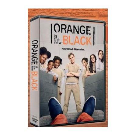 Orange Is the New Blac (1ª - 4ª temporada) - DVD