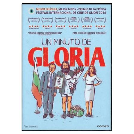 Un minuto de gloria  - DVD