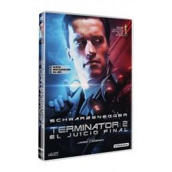 TERMINATOR 2: El Juicio Final (2) DI - DVD